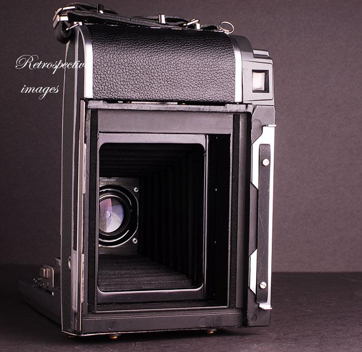 Polaroid 900 4x5 conversion